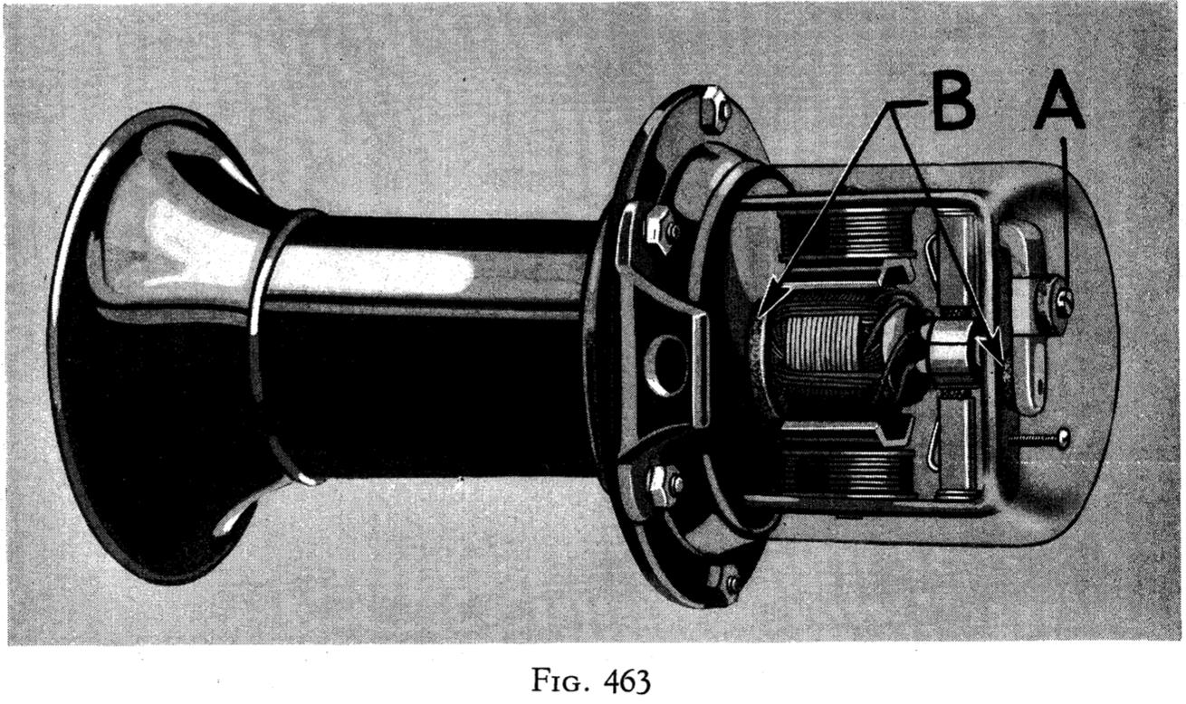 Horn Model A Garage Inc