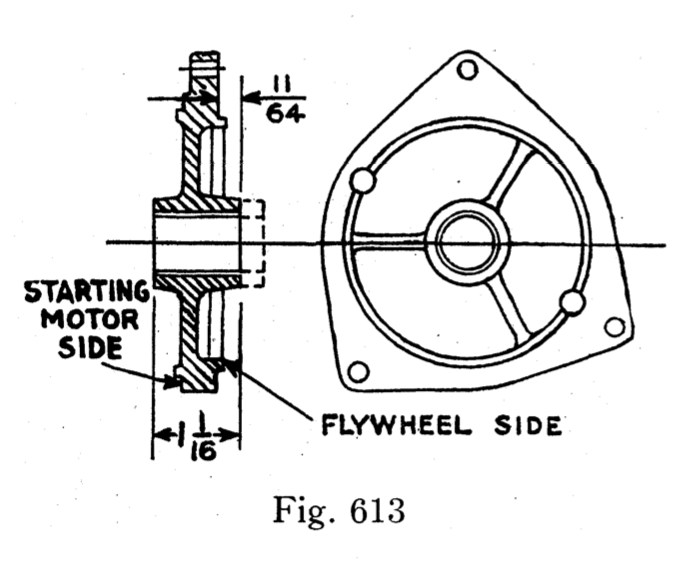 1929 ford front suspension diagram