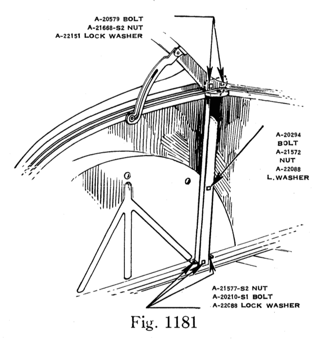 Ford Model A Swing Arm Diagram - Free Vehicle Wiring Diagrams •